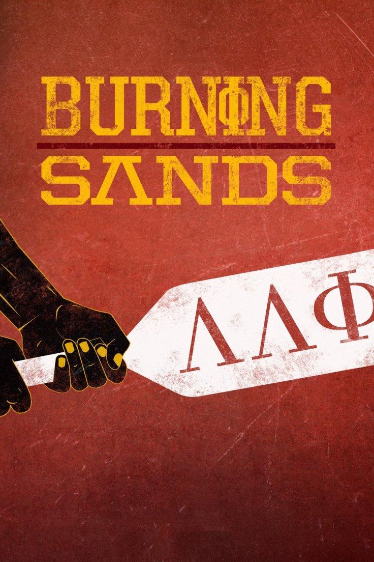 burning sands movie