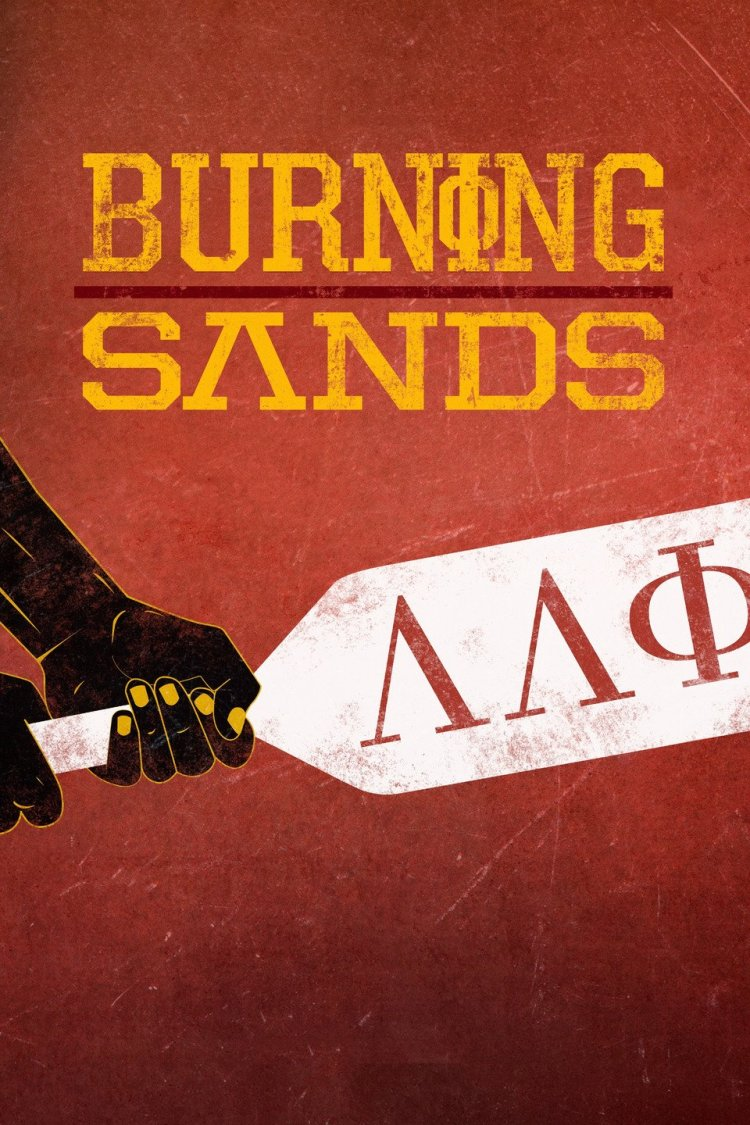 burning sands movie