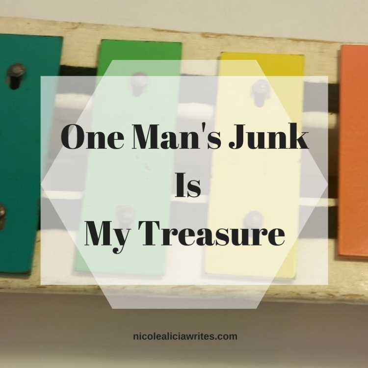One Man's Junk Is My Treasure