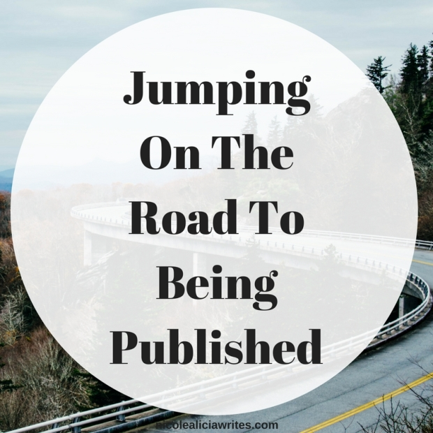 Jumping On The Road To Publishing