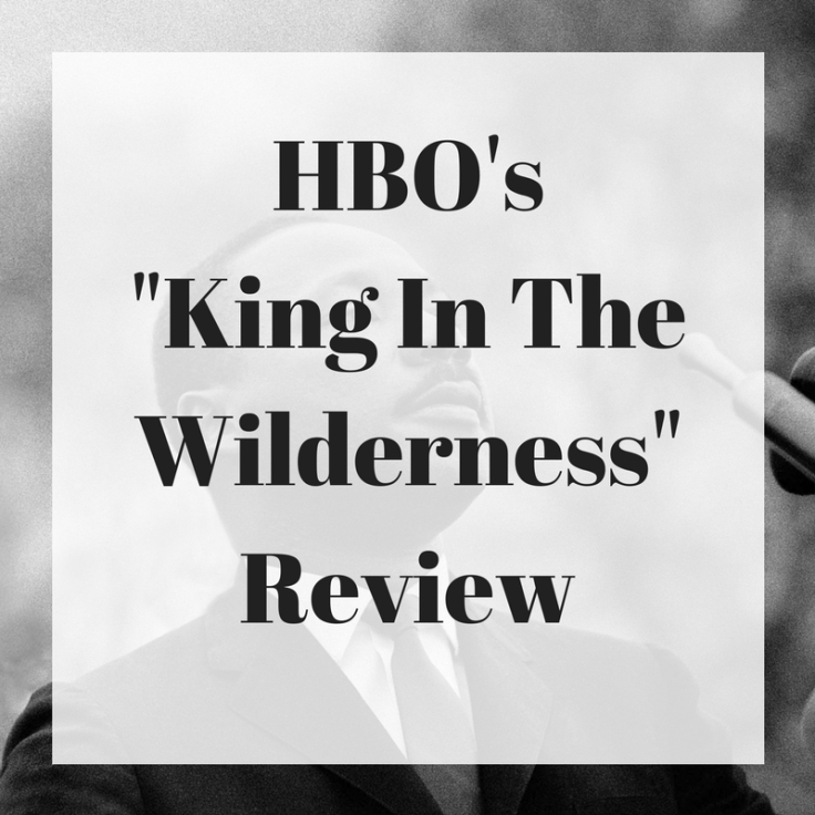 HBO's _King In The Wilderness_ Review