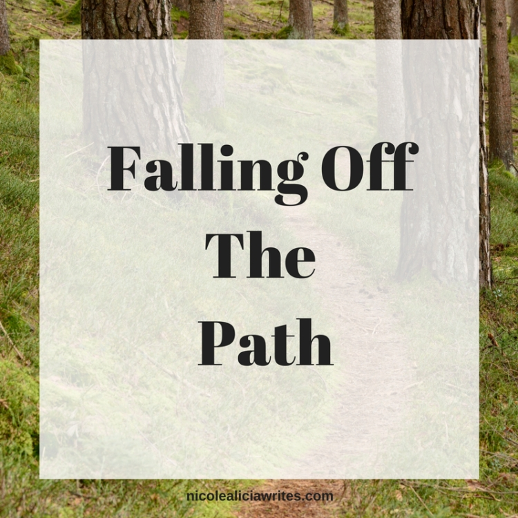 Falling Off The Path