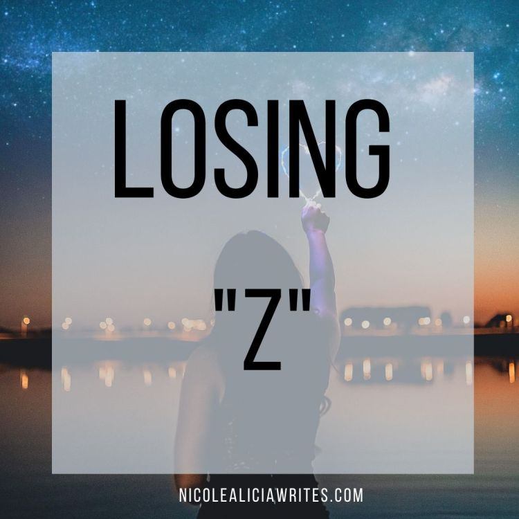 Losing _Z_